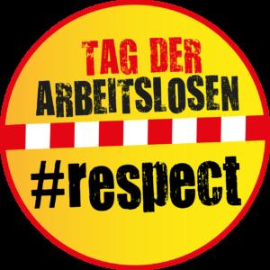 Logo Tag der Arbeitslosen
